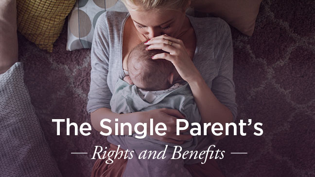 single parent benefits