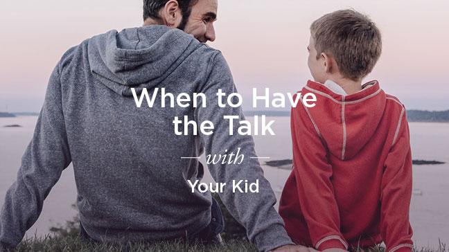 Talk with kids