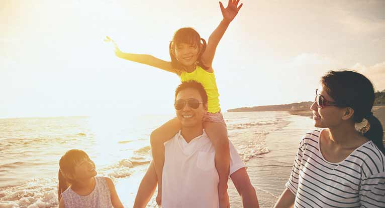 10 Destinations for a Family Vacation
