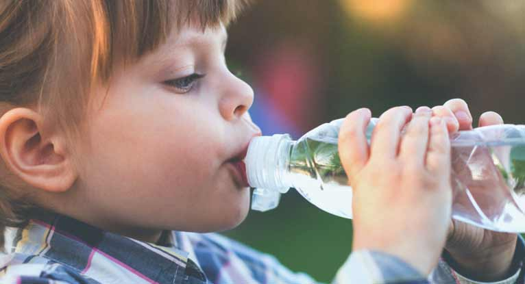 The Warning Signs of Dehydration in Toddlers