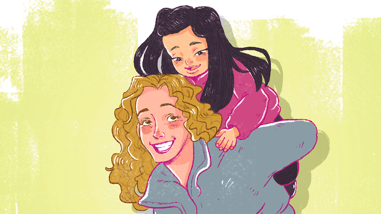 infertility made a better mom