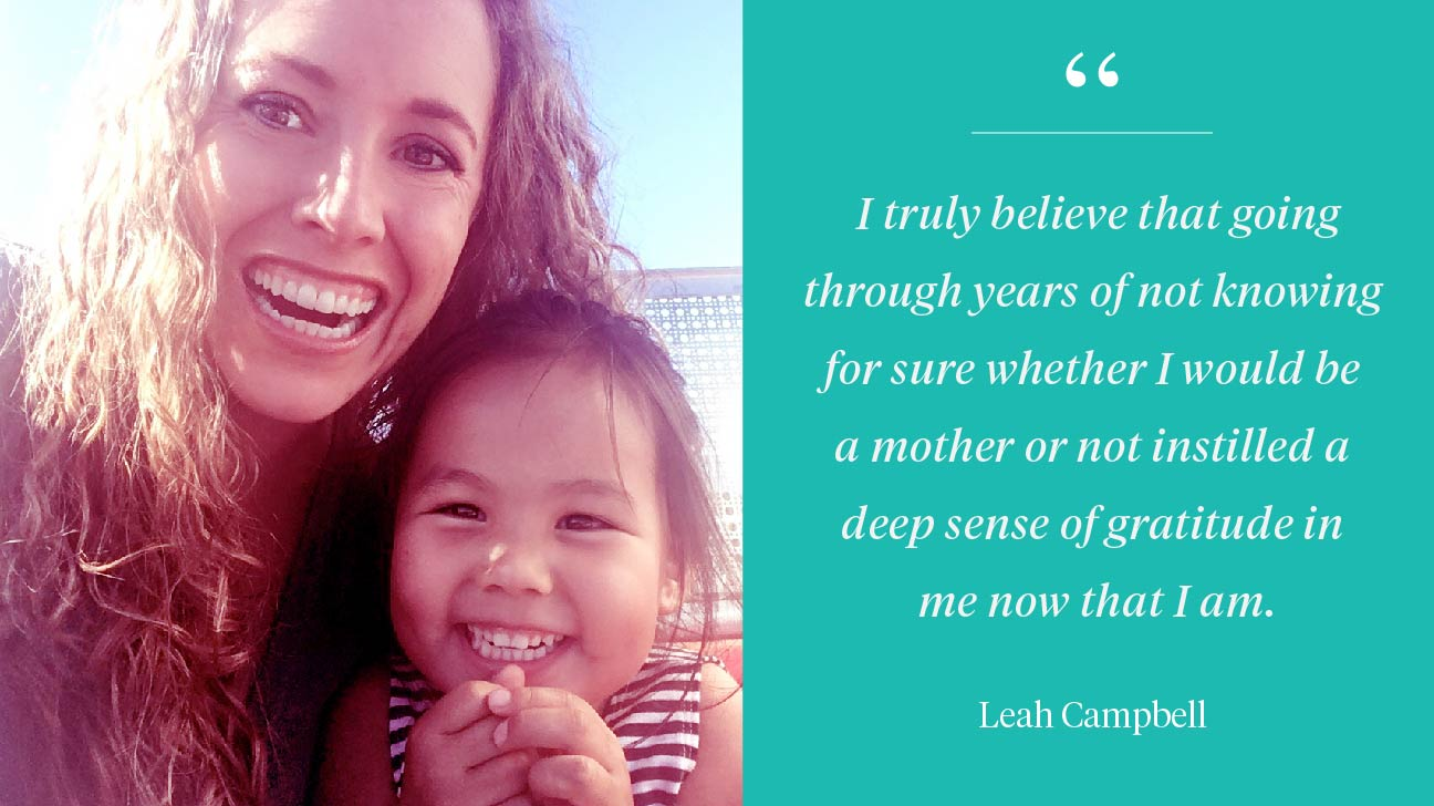 Leah Campbell quote