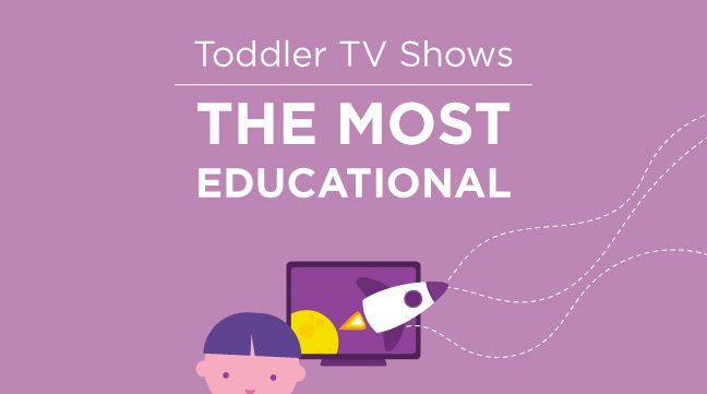 The Most Educational TV Shows for Toddlers