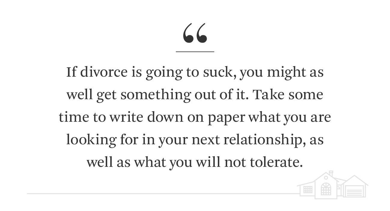 20 Steps To A Healthy Divorce