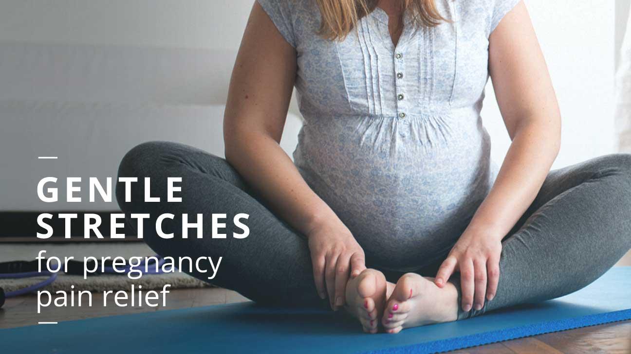 gentle stretches pregnancy