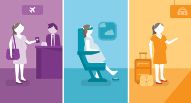 What You Need to Know About Pregnancy and Flying