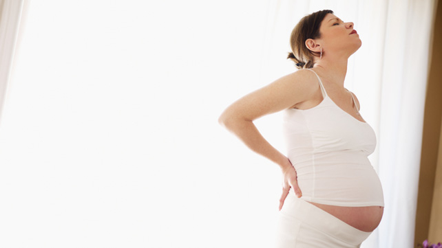 back-spasms-pregnancy