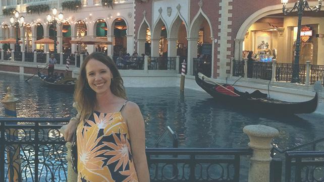 Megan in Las Vegas