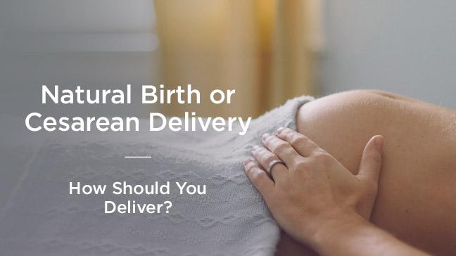 pregnant woman in labor