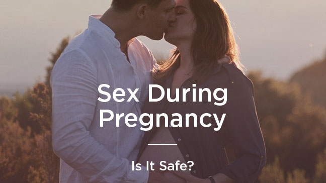 Rather valuable Is sex safe durring pregnancy