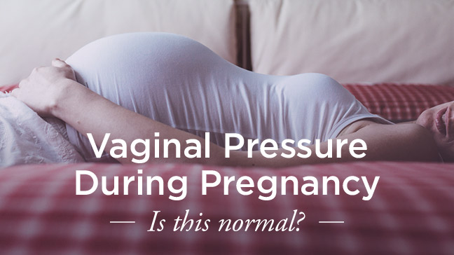 Pain in lower abdomen when urinating in pregnancy
