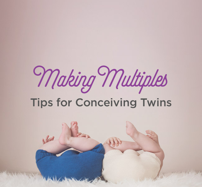 conceiving twins