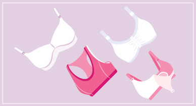 The Pregnancy Bras You'll Wish You Had Sooner