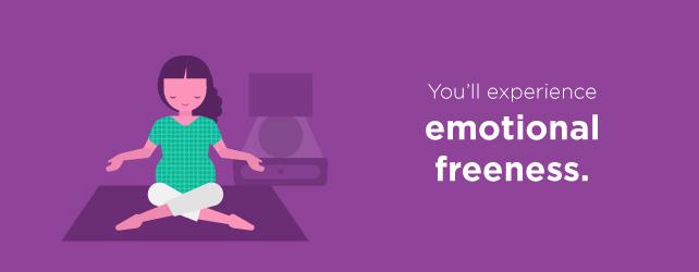 emotional freeness