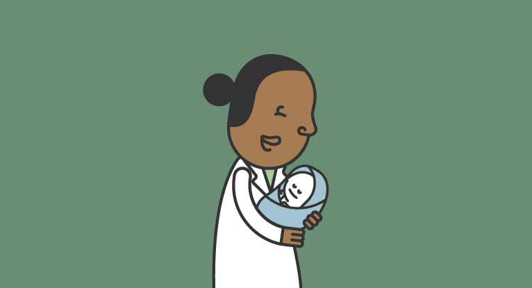 Faces of Healthcare: What's an Obstetrician?
