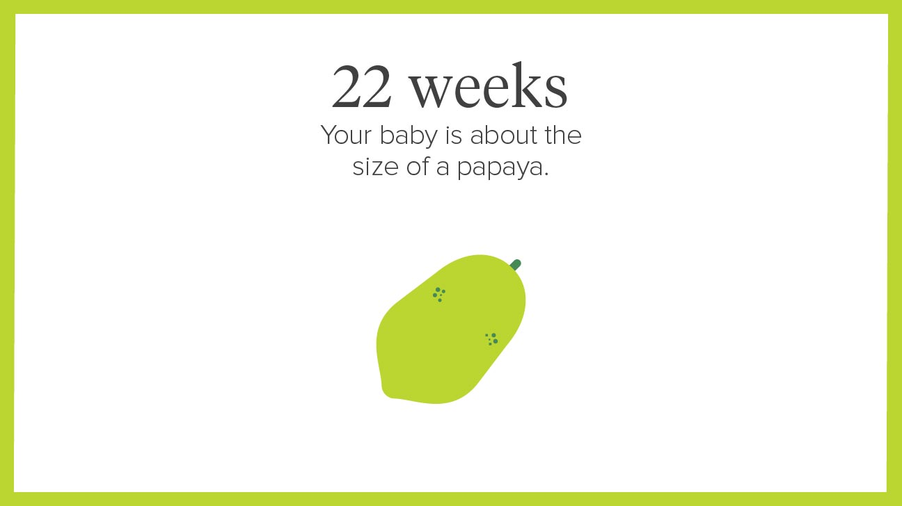 22 Weeks Pregnant: Symptoms, Tips, and More22 Weeks Fetus Size Of Coconut
