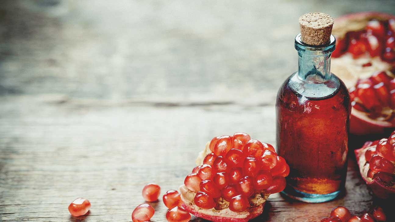 pomegranate and rheumatoid arthritis