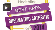 The Best Rheumatoid Arthritis Apps of the Year