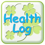 HealthLog logo