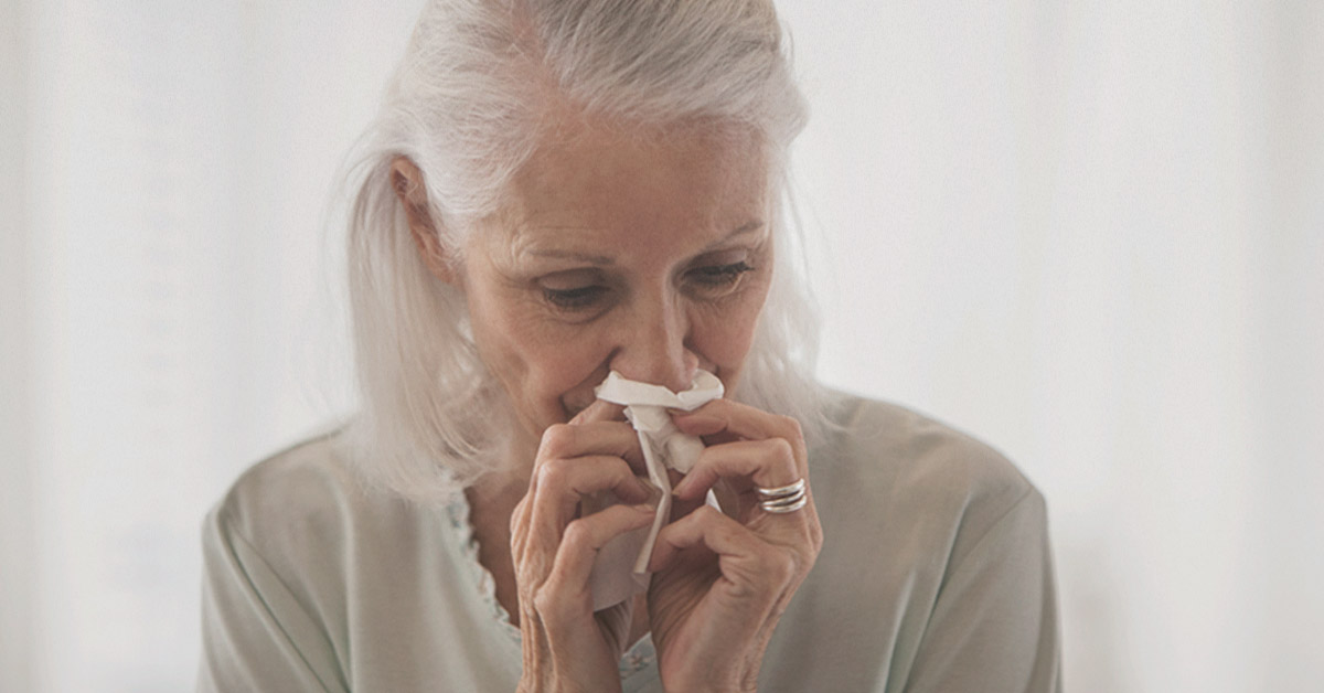 Flu in elderly