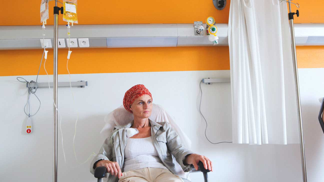 Chemotherapy Effects On The Body Blood Cells Immune