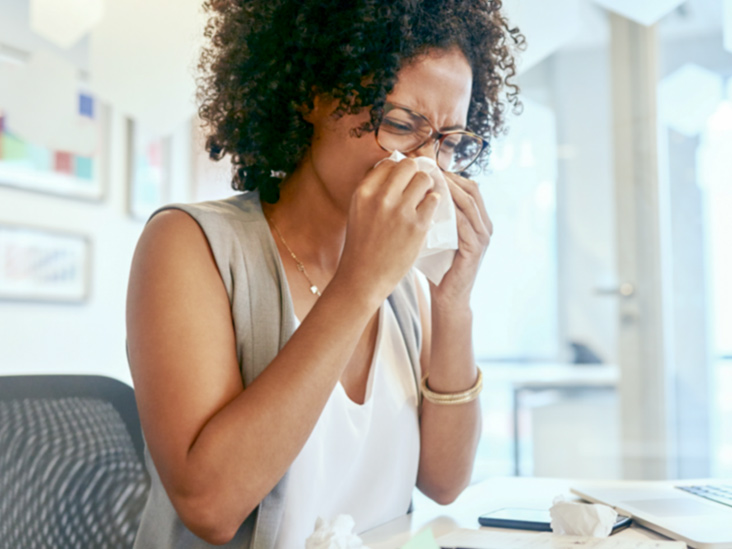 Flu at Work: Prevention, Sick Days, and Treatment