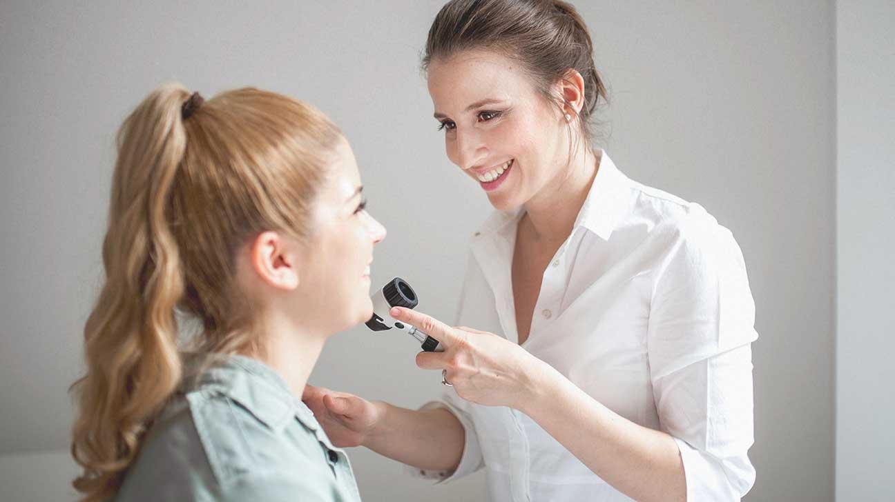finding a dermatologist
