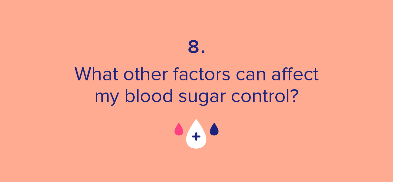 if blood sugar is high how to bring it down