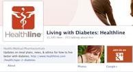 healthline facebook page