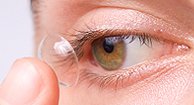 Diabetes Contact Lenses