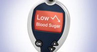 hypoglycemia low blood sugar device
