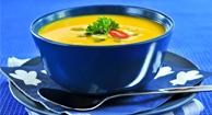 sopa de calabaza para la psoriasis